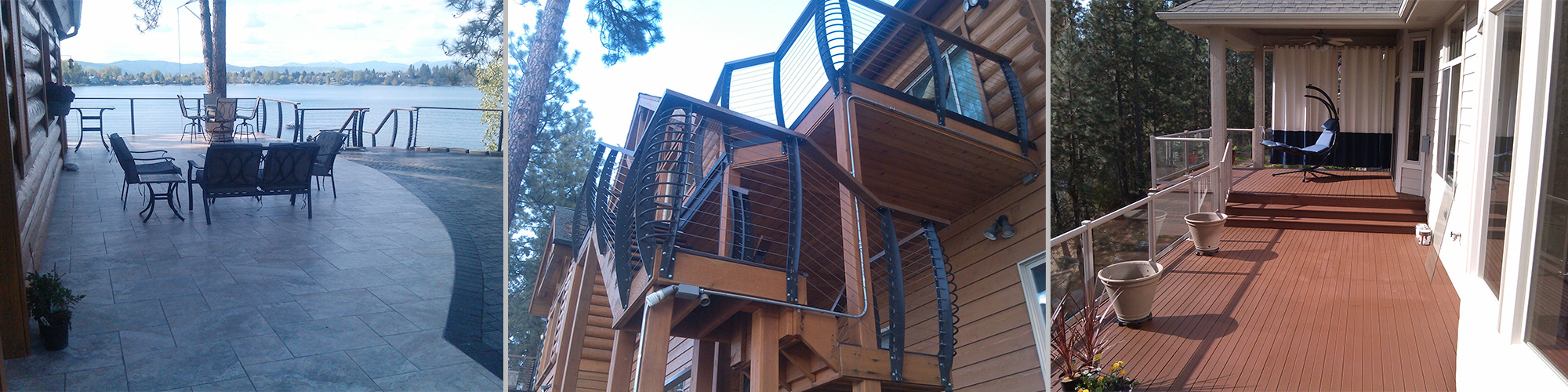 Outdoor Construction – Spokane, WA